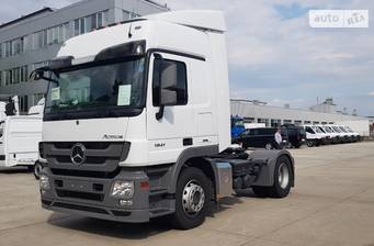 Mercedes-Benz Actros L 1841 LS AT (408 л.с.) 4X2 2019