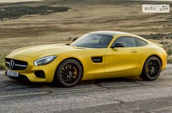Mercedes-Benz AMG GT GT AT (462 л.с.) 2019