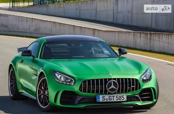 Mercedes-Benz AMG GT GT R AT (585 л.с.) 2017