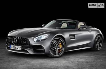 Mercedes-Benz AMG GT GT S AT (510 л.с.) 2017