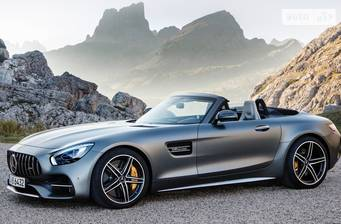 Mercedes-Benz AMG GT GT AT (476 л.с.) 2017