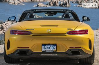 Mercedes-Benz AMG GT 2019 base
