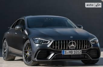 Mercedes-Benz AMG GT Mercedes-AMG GT4 63 AT (585 л.с.) 4Matic+ 2018