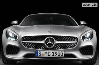 Mercedes-Benz AMG GT GT AT (462 л.с.) 2019