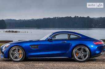 Mercedes-Benz AMG GT GT C AT (557 л.с.) 2017