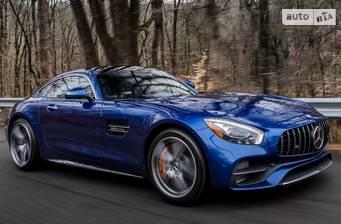 Mercedes-Benz AMG GT GT C AT (557 л.с.) 2019
