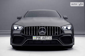 Mercedes-Benz AMG GT 2020 base