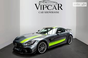 Mercedes-Benz AMG GT Mercedes-AMG GT S AT (522 л.с.) 2020