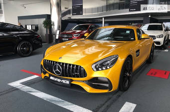 Mercedes-Benz AMG GT 2018 base
