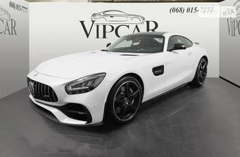 Mercedes-Benz AMG GT Mercedes-AMG GT AT (476 л.с.) 2020