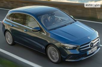 Mercedes-Benz B-Class 200 MT (163 л.с.) 2019