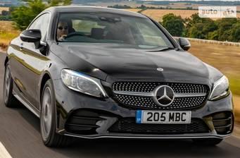 Mercedes-Benz C-Class 200d MТ (160 л.с.) 2019