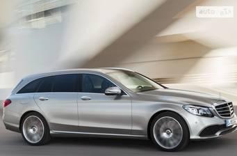 Mercedes-Benz C-Class 160 G-Tronic (129 л.с.) 2019