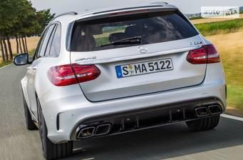 Mercedes-Benz C-Class Mercedes-AMG C43 AT (367 л.с.) 2019