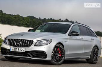 Mercedes-Benz C-Class Mercedes-AMG C63 AT (476 л.с.) 2018