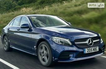 Mercedes-Benz C-Class 220d G-Tronic (194 л.с.) 2019