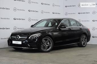 Mercedes-Benz C-Class 180 G-Tronic (156 л.с.) 2018