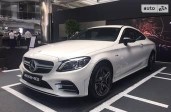 Mercedes-Benz C-Class Mercedes-AMG С 43 AT (367 л.с.) 4Matic 2018