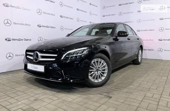Mercedes-Benz C-Class C 180 MT (156 л.с.) 2018