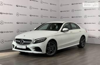 Mercedes-Benz C-Class 180 G-Tronic (156 л.с.) 2019
