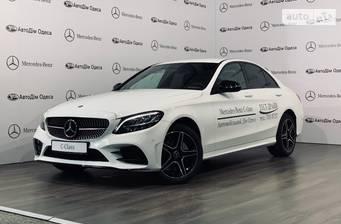 Mercedes-Benz C-Class 220d G-Tronic (194 л.с.) 4Matic 2019