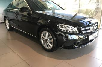Mercedes-Benz C-Class C 200 AT (184 л.с.) 4Matic 2019