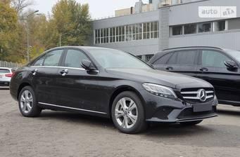Mercedes-Benz C-Class C 200 AT (184 л.с.) 4Matic 2019