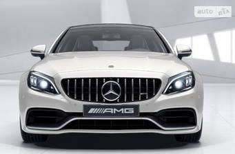 Mercedes-Benz C-Class Mercedes-AMG C63s AT (510 л.с.) 2019