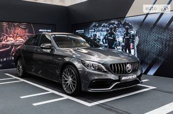 Mercedes-Benz C-Class Mercedes-AMG C63 AT (476 л.с.) 2019