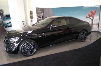 Mercedes-Benz C-Class C 200 АТ (184 л.с.) 4Matic 2020