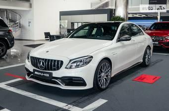 Mercedes-Benz C-Class Mercedes-AMG C63 AT (476 л.с.) 2019