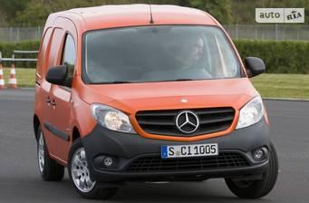 Mercedes-Benz Citan груз. 109 CDI MT (90 л.с.) KА L 2018