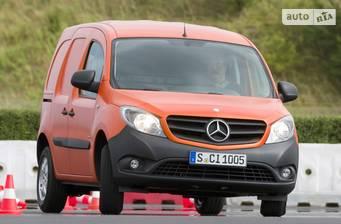 Mercedes-Benz Citan груз. 112 MT (114 л.с.) KА L 2018