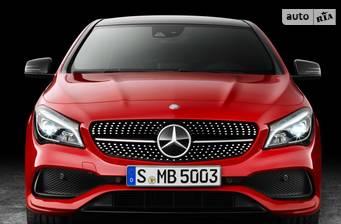Mercedes-Benz CLA-Class CLA 200d АТ (136 л.с.) 2018