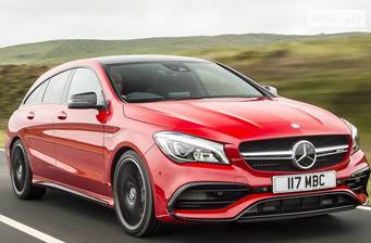Mercedes-Benz CLA-Class Mercedes-AMG CLA 45 AT (381 л.с.) 4MATIC 2019