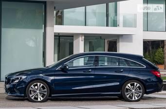 Mercedes-Benz CLA-Class 200d AT (136 л.с.) 2018