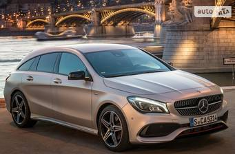 Mercedes-Benz CLA-Class 250 AT (211 л.с.) 2018