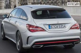 Mercedes-Benz CLA-Class 220d AT (177 л.с.) 2019