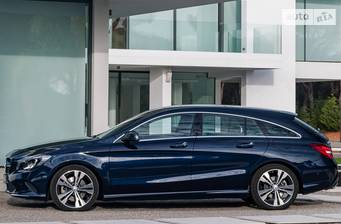 Mercedes-Benz CLA-Class 250 AT Sport  (218 л.с.) 4MATIC 2019