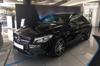 Mercedes-Benz CLA-Class CLA 220 AT (184 л.с.) 4Matic 2018