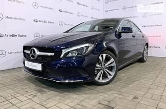 Mercedes-Benz CLA-Class CLA 200 АТ (156 л.с.) 2018