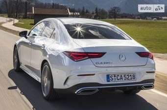 Mercedes-Benz CLA-Class 220d АТ (190 л.с.) 2019