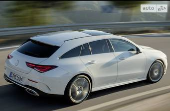 Mercedes-Benz CLA-Class 220 AT (190 л.с.) 2019