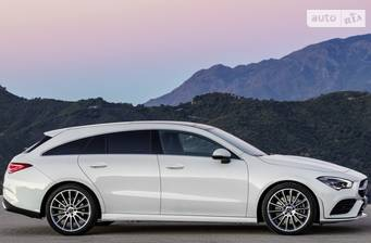 Mercedes-Benz CLA-Class 250 AT (224 л.с.) 4Matic 2019
