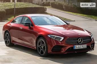 Mercedes-Benz CLS-Class 450 G-Tronic (367+22 л.с.) 4Matic  EQ-Boost 2019