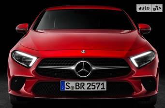 Mercedes-Benz CLS-Class 350d G-Tronic (286 л.с.) 2019