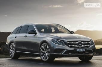 Mercedes-Benz E-Class All-Terrain E 220d G-tronic (194 л.с.) 4Matic 2019