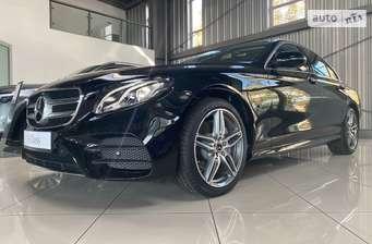 Mercedes-Benz E-Class 2018 в Днепр (Днепропетровск)