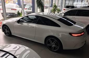 Mercedes-Benz E-Class New E 220d АТ (194 л.с.) 2017
