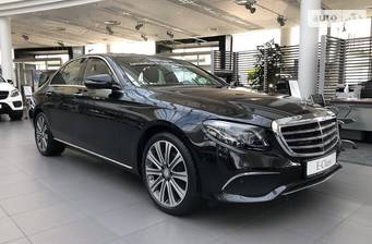 Mercedes-Benz E-Class New E 220d AT (194 л.с.) 2016